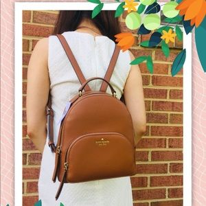 NWT Kate Spade Jackson Medium Backpack